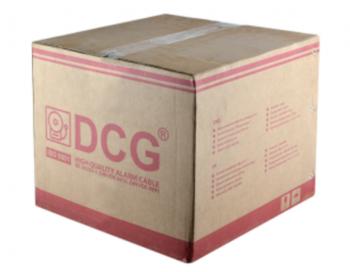 купить 305M Сигнальный кабель DCG Fire Alarm Cable J-Y(St)H 2x2x0.80mm BC F в Кишинёве