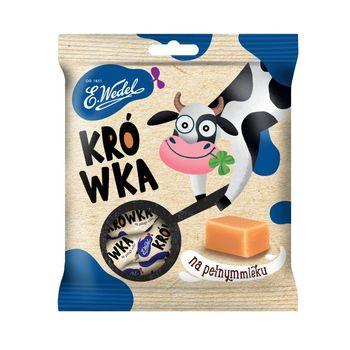 Молочный шоколад Wedel Fudge, 250г