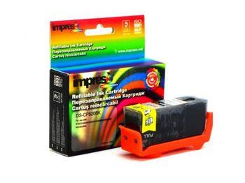 купить Impreso IMP-CCLI-8BK Black Refillable Canon в Кишинёве