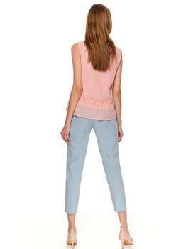 Блуза TOP SECRET Розовый