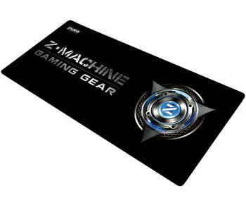 "ZALMAN ""ZM-GP2"", Gaming Mouse pad, Dimensions: 780 х 350 х 3mm, Material: Mutispandex & Microfiber fabric, Maximum speed & precision, Anti-slip, Durability, Compatible with all kinds of sensors, Black"