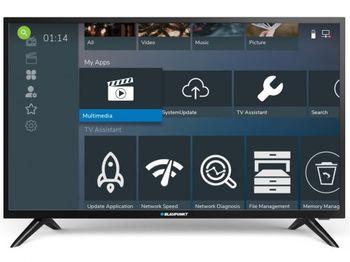 "32"" TV Blaupunkt 32WE966, Black (SMART TV)"