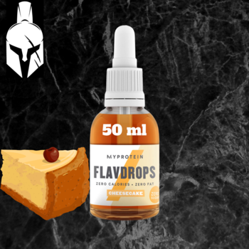 """Натуральный подсластитель FlavDrops - """" Cheesecake"""""""