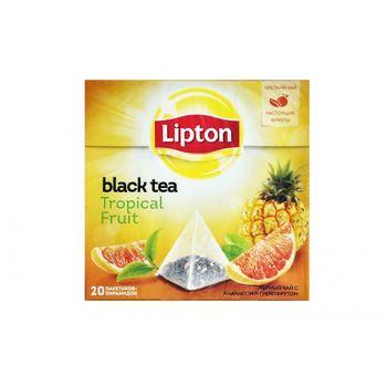 купить Lipton Nirvana Tropical Fruit Tea, 20 пак. в Кишинёве