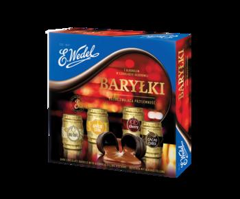 купить Шоколад Wedel Barrels Classic, 200г в Кишинёве