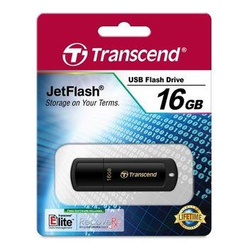 купить Flash Drive Transcend JetFlash 350 Black 16Gb в Кишинёве
