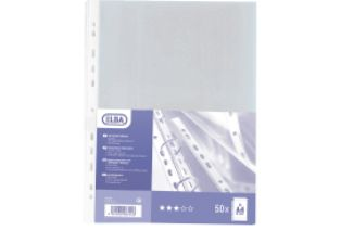 File protectie А4, 60mm, mat