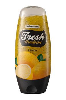 """купить Гель-скраб для тела """"Modum Fresh"""" Lemon в Кишинёве"""