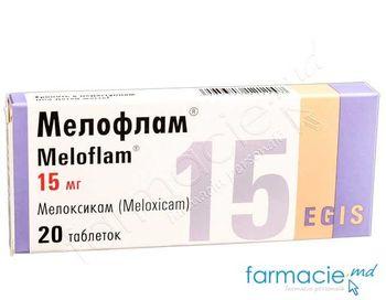 cumpără Meloflam comp. 15 mg N10x2 în Chișinău