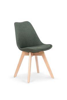 купить K303 krzesło ciemny zielony / buk в Кишинёве