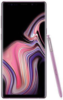 купить Samsung Galaxy Note 9 Duos N960F/DS 6/128Gb, Lavender Purple в Кишинёве