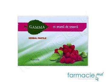 купить Gamma Herbal comp. de supt cu zmeura N24 в Кишинёве