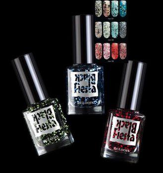 купить Лак для ногтей BLACK FIESTA в Кишинёве