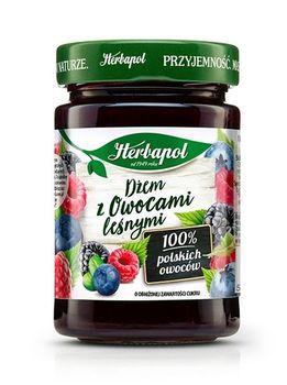 купить Джем Herbapol Forest Fruit, 280г в Кишинёве