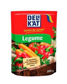 купить Универсальная приправа Delikat Овощи, 200 гр в Кишинёве