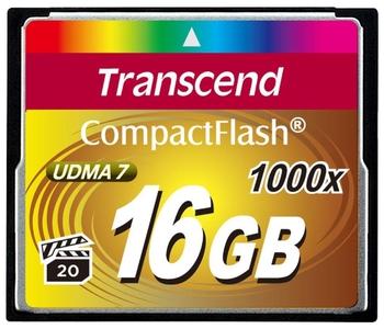 TRANSCEND TS16GCF1000, чёрный