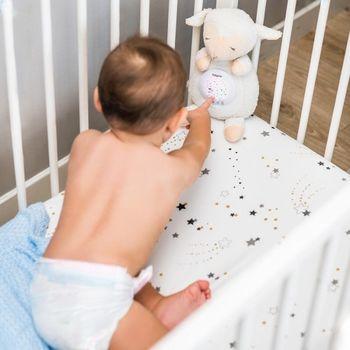 купить BabyOno игрушка музыкальная с проектором Sheep Scarlet в Кишинёве