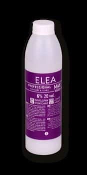Окислительная эмульсия, SOLVEX Elea Max, 120 мл., 6%