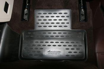 LAND ROVER Range Rover Evoque, 2011->, 4 шт. Коврики в салон
