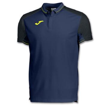 Футболка JOMA - GRANADA BLUE-BLACK