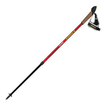 купить Палки для скандинавской ходьбы Vipole Vario Top-Click DLX, red, S20 30 в Кишинёве