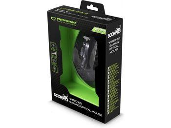 купить Mouse Esperanza SCORPIO MX203, Gaming mouse в Кишинёве