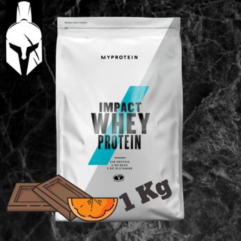 Сывороточный протеин (Impact Whey Protein) - Шоколад и апельсин