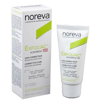 cumpără Noreva EXFOLIAC ACNOMEGA 100 Cremă 30ml (tratamentul acneei formele ușoare și moderate) în Chișinău