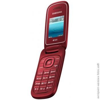 Samsung E1272 Red 2 SIM (DUOS)