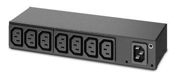 APC Rack PDU, Basic, 0U/1U, 100-240V/20A, 220-240V/16A, (13) C13