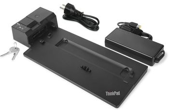 Lenovo ThinkPad Basic Docking Station, 90W, Type-C, VGA, DP,  LAN, 3xUSB 2.0,  2хUSB 3.0, 2хUSB 3.1. Compatible with ThinkPad L480, L580, T490, T490s, T480, T480s, T590, T580, T580p, X280