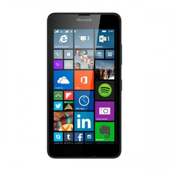 Microsoft Lumia 640 Duos, Black