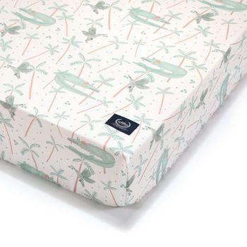 купить Простынь хлопковая La Millou Dundee Forest 60×120 см в Кишинёве