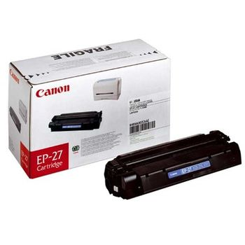 Cartridge Canon EP-27 Black, LBP-3200/MF3110/3228/3240/5630/5650/5730/5750/5770, 2500pages