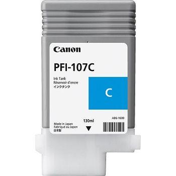 Ink Cartridge Canon PFI-107 C, cyan, 130ml for iPF670,770,785