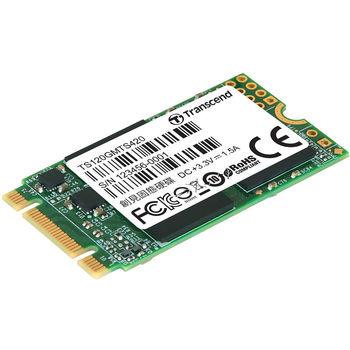 cumpără Solid-State Drive .M.2 SATA SSD  120GB Transcend în Chișinău