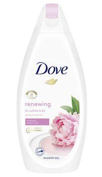 Гель для душа Dove Sweet Cream and Peony, 500 мл