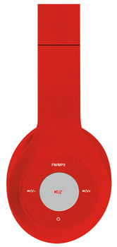 Наушники Freestyle SoloFH0915 RED