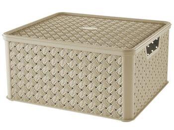 Коробка с крышкой Arianna 13l, 29Х33.2Х16.5cm