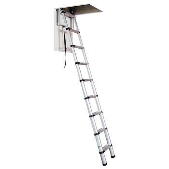 Лестница чердачная Alu Step mini 255 Profil 70 x 80 см