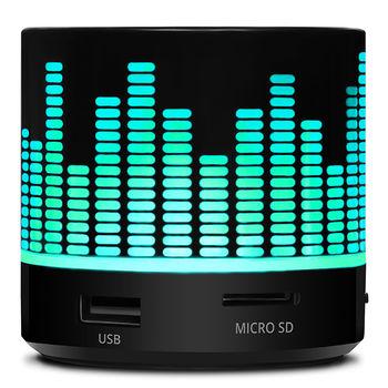 купить SVEN PS-47BL 3W, Black Bluetooth Portable Speaker в Кишинёве