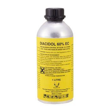 купить Диацидол 60% - средство от паразитных червей у животных - Мобедко в Кишинёве