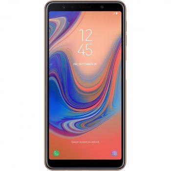 купить Samsung A750F Galaxy A7 (2018) Duos, Gold в Кишинёве