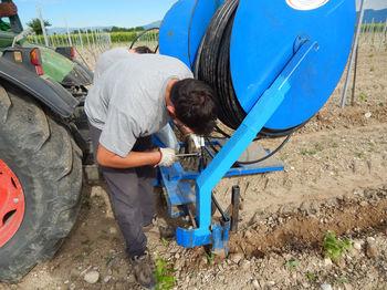 cumpără Sistem subteran de irigare prin picurare p/u livezi și vii - Irritec în Chișinău