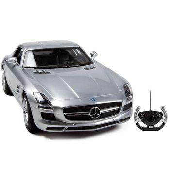 """Rastar Машина на дистанционном управлении """"Mercedes-Benz SLS AMG"""" (1-14)"""