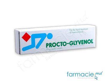 купить Прокто-гливенол, крем для прям. кишки 30 г в Кишинёве