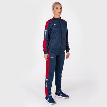 Олимпийка JOMA - CHAMPIONSHIP IV Navy-Red