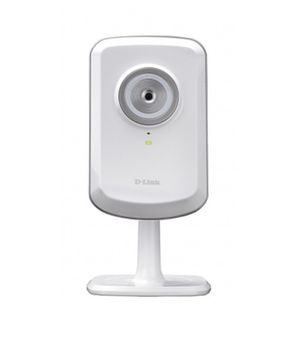 D-Link DCS-930 802.11n Wireless Internet Camera, 1 10/100Mbps Ethernet port, CMOS sensor up to 30 frames