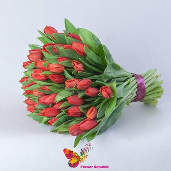 cumpără Lalele rosu  din Olanda pret/buc în Chișinău