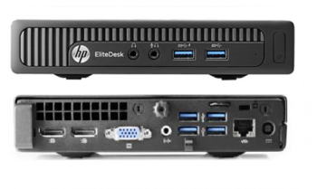 купить Mini PC HP 800 G1 USDT  Intel® Core™ i5-4570S (Quad core 2,9 up to 3,6 Ghz) 4GB DDR3 ,HDD 500GB в Кишинёве